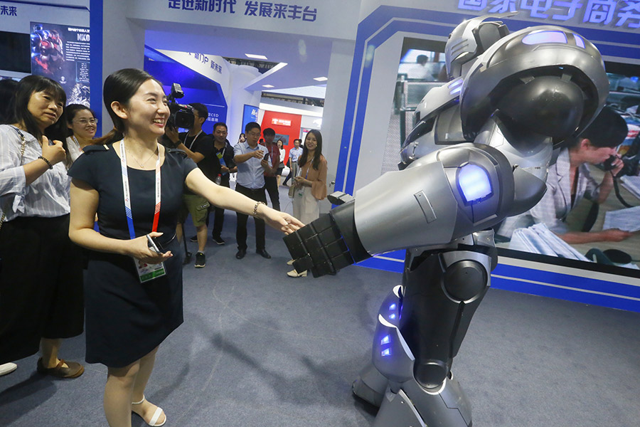 AI to thrive globally amid collaborations