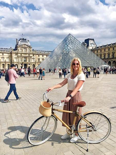 Chinese-made bamboo bikes to be exhibited at Paris Fashion Week