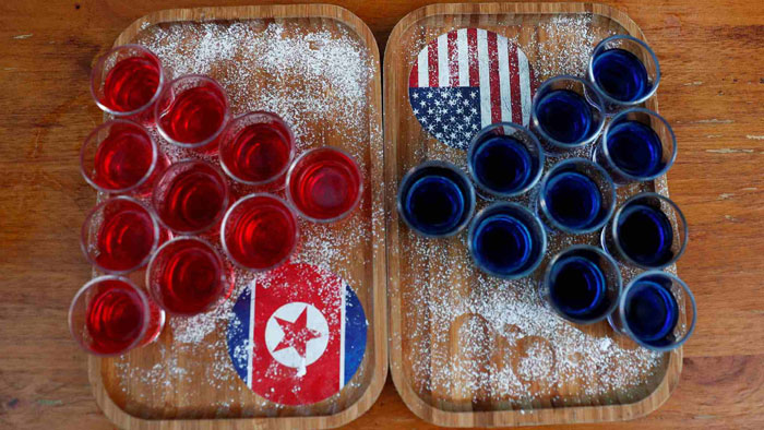 Singapore bars ready for Trump-Kim Summit with special cocktails