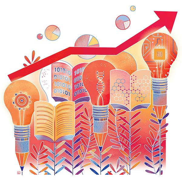 Knowledge, innovation key to quality growth