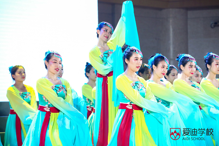 Intl school honors fine cultural tradition in festival