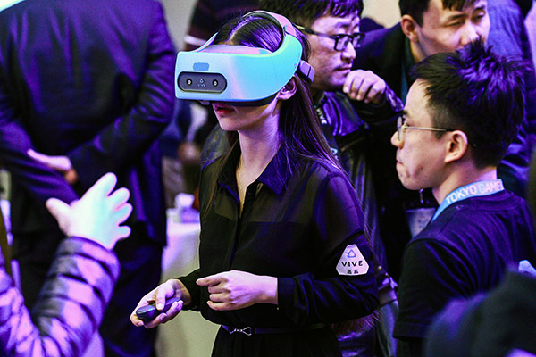 China's VR headset market grows 200 pct in Q1: report