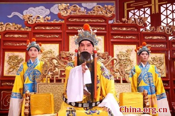 3D Chinese opera films to debut at Shanghai film fest