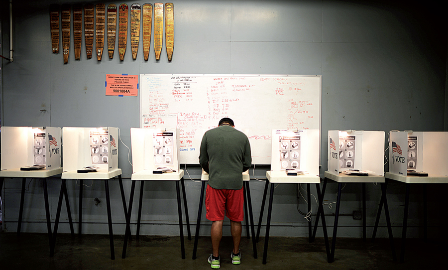 Californians to vote on whether there should be 3 Californias