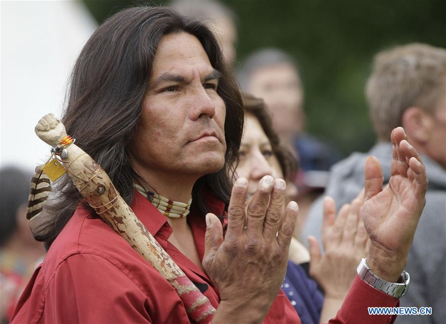 CANADA-VANCOUVER-INDIGENOUS PEOPLE'S DAY