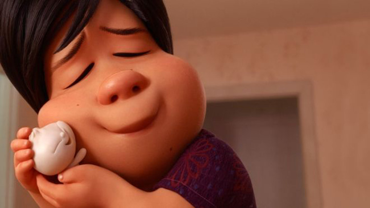 Pixar's first-female directed short Bao uses a dumpling to delve into parent-child relationships