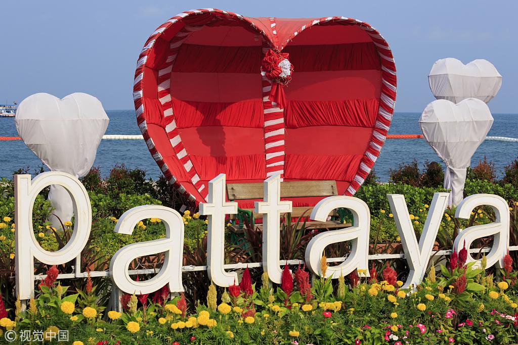 Direct flight to connect Thai resort city Pattaya, China's Kunming