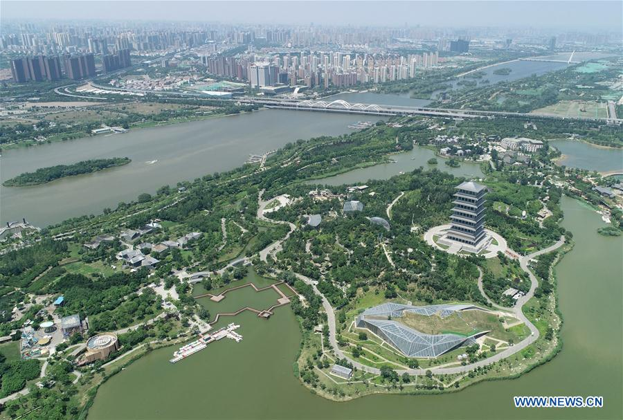 Progress made in promoting ecological civilization across China