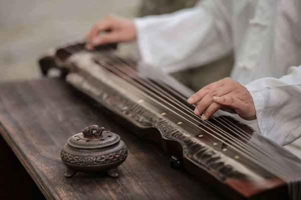 Tradition: Musical instrument offers a glimpse of rare skills
