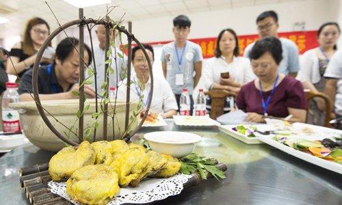 Rural cooking contest held in Nantong, China's Jiangsu