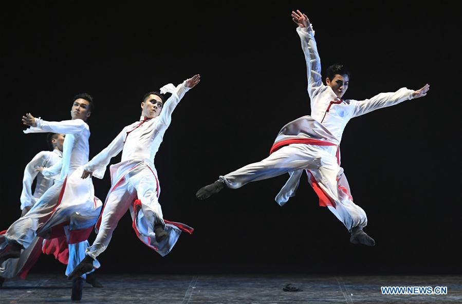 12th National Dance Exhibition held in Kunming SW China