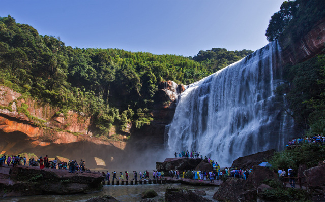 Chishui City: Poverty raised with ecological efforts