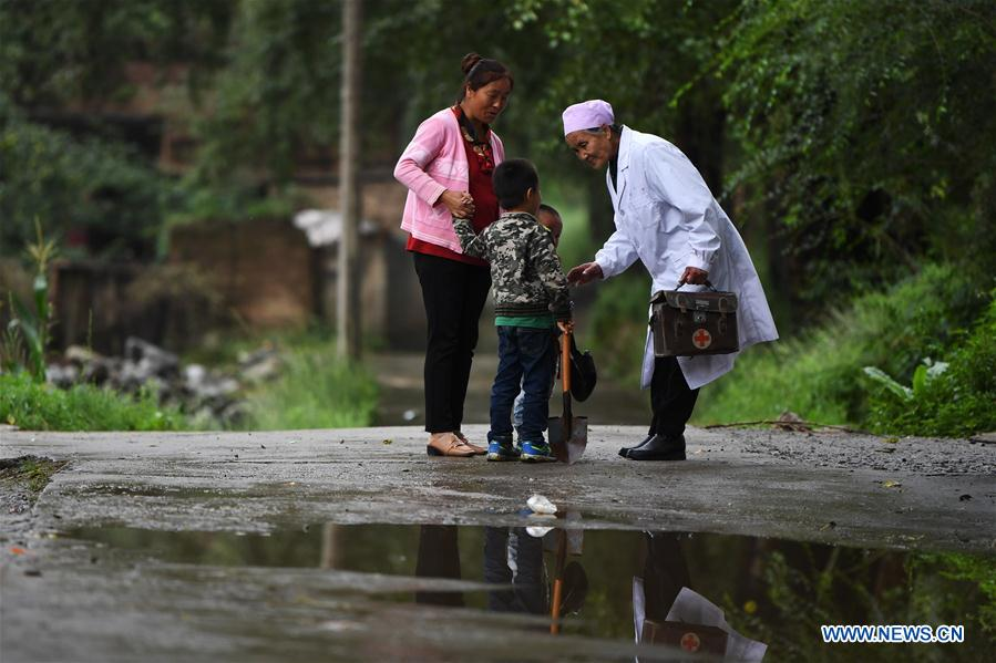 First Medical Workers' Day marked in China