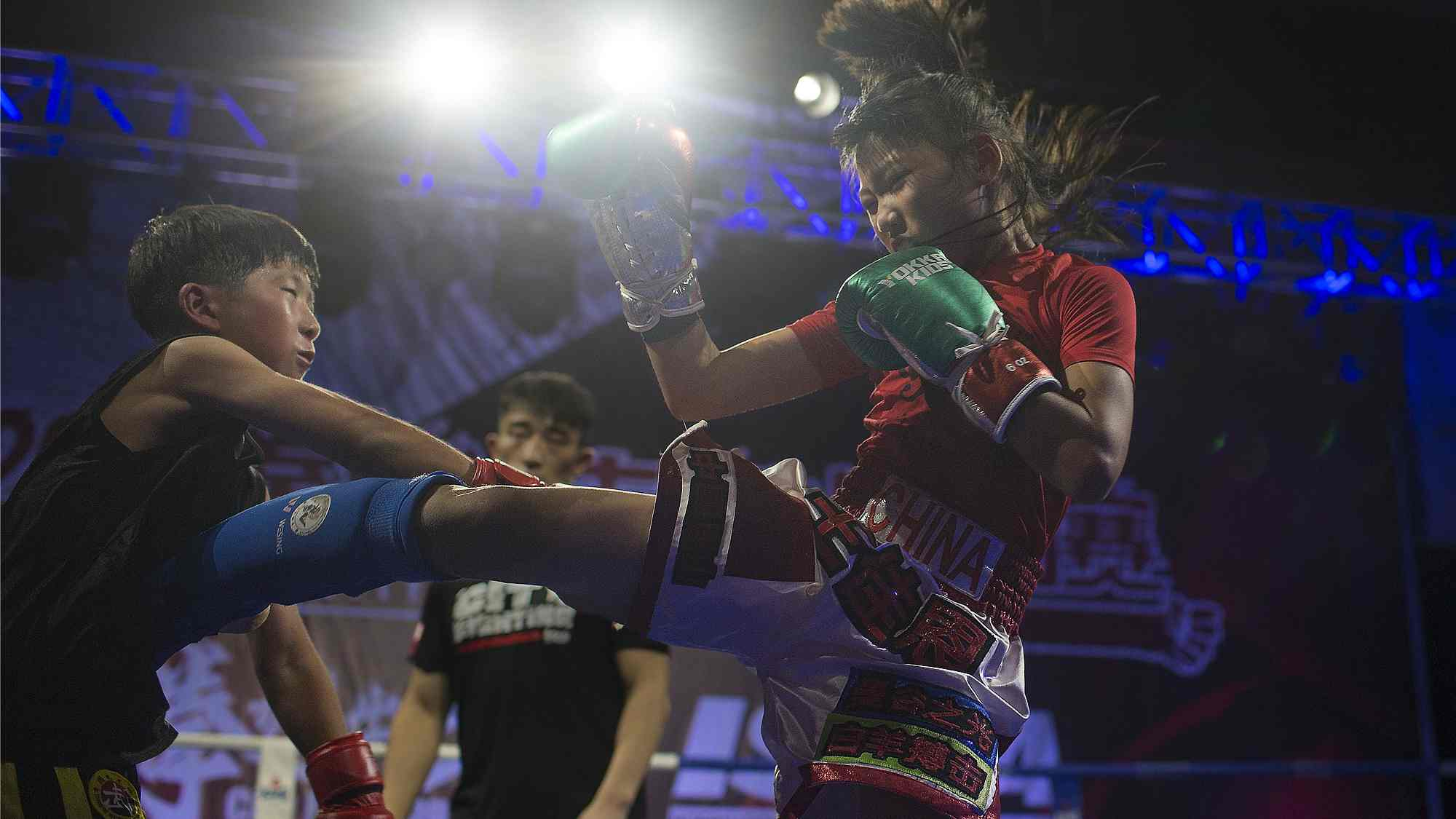 'Dangal' in real life: 10-year-old Chinese girl is eager to become world-class boxer