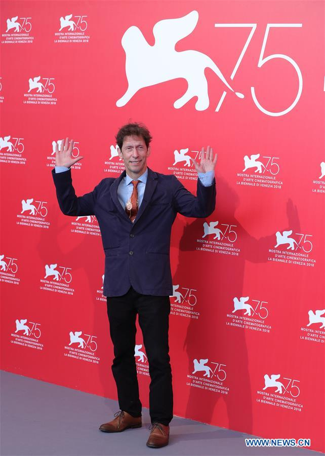 """In pics: """"The Ballad of Buster Scruggs"""" photocall during 75th Venice Film Festival"""