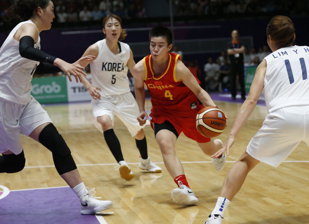 Asian Games: China grabs gold medals in Men's and Women's basketball
