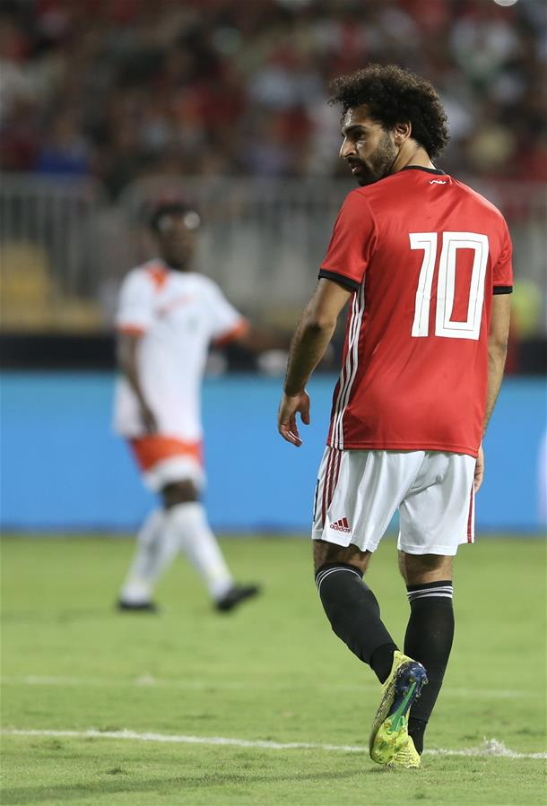 African Nations Cup Qualifiers: Egypt smash Niger 6-0