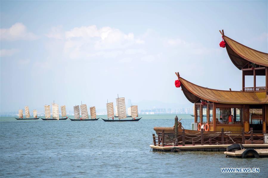 Dianchi Lake in China's Yunnan enters fishing season