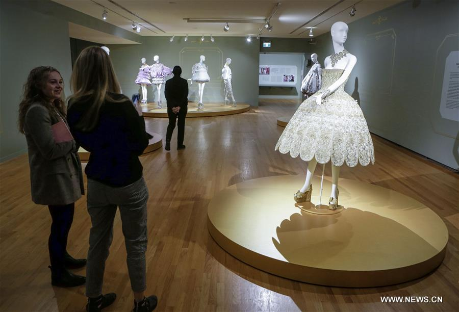 'Guo Pei: Couture Beyond' exhibition in Vancouver