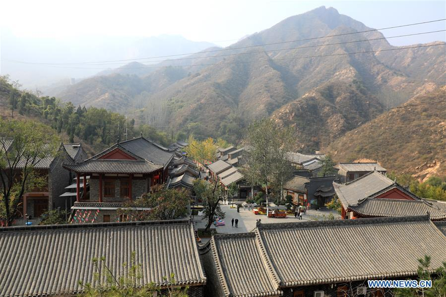 Tourism industry helps Pingshan get rid of poverty