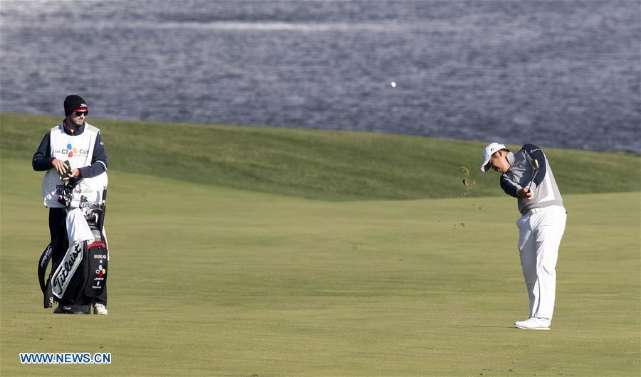 Highlights of CJ Cup of PGA Tour