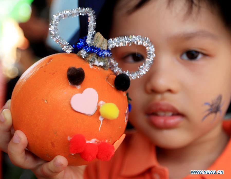 Pumpkin Festival celebration held in Los Angeles