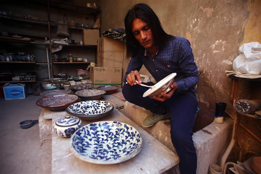 Pottery, handicrafts festival in Egypt attracts local, foreign visitors