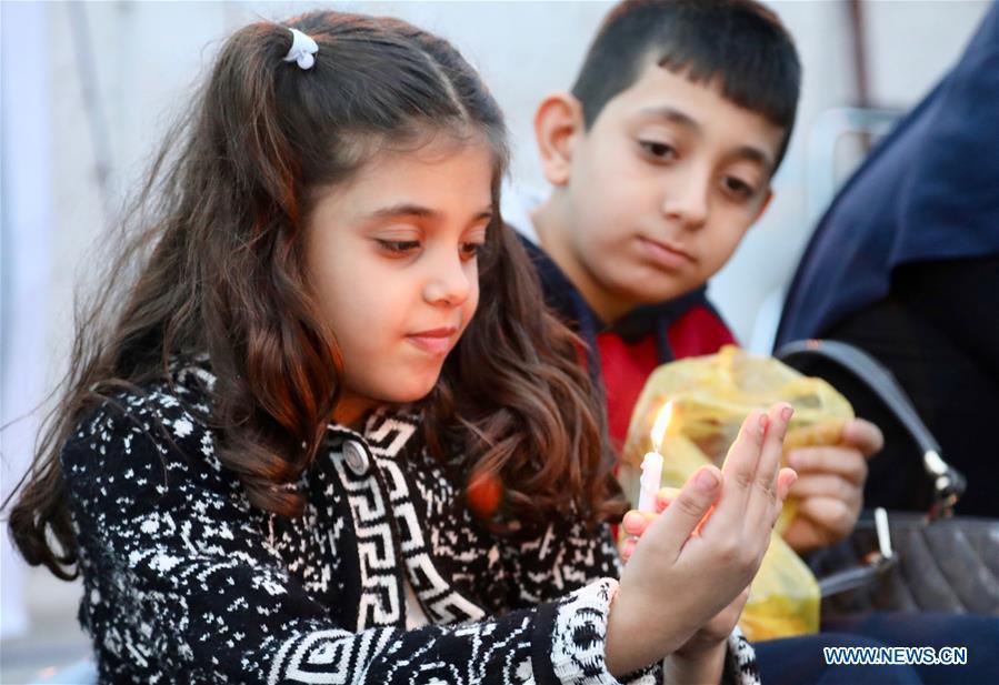 Mawlid al-Nabi celebrated across Iraq