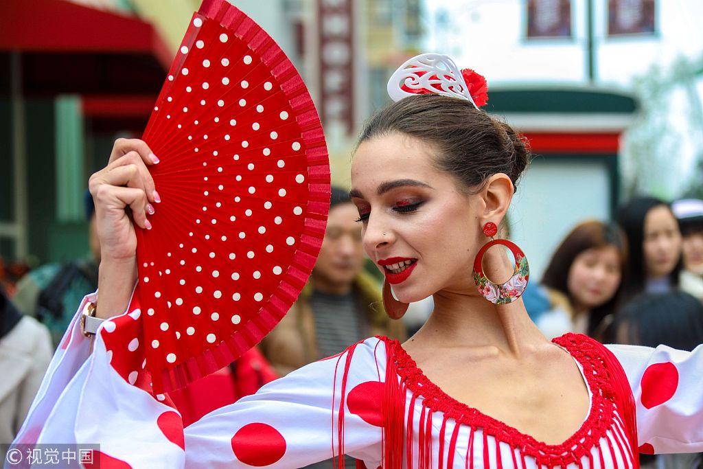 Miss Tourism International contest held in Suzhou