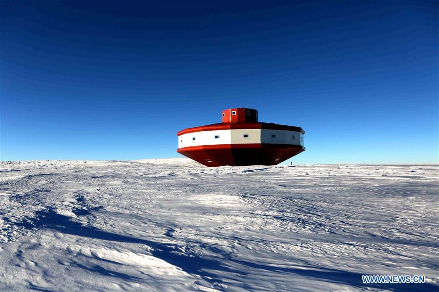 China starts 2nd phase work for Taishan Station in Antarctica