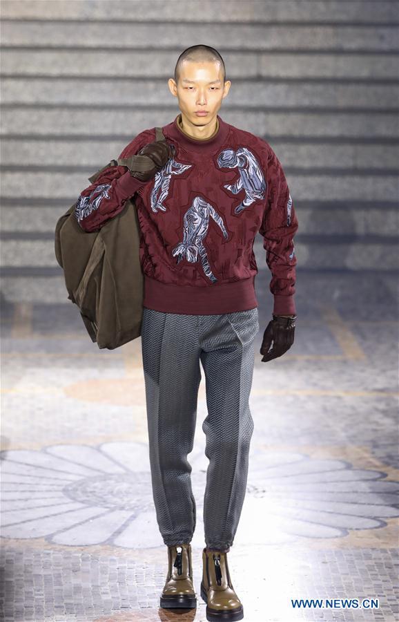 Milan Men's Fashion Week Fall/Winter 2019/20 kicks off