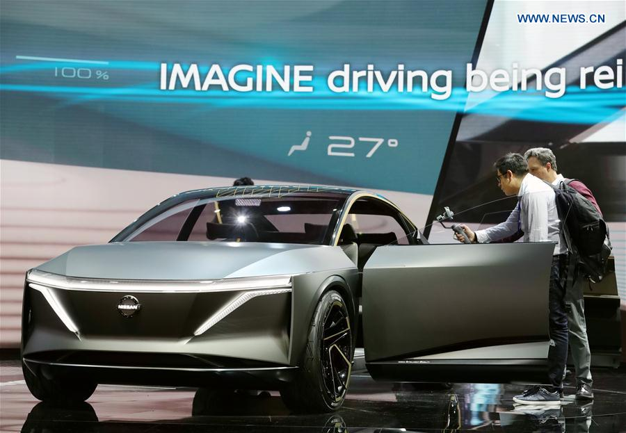Highlights of 2019 North American International Auto Show