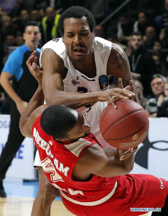 Monaco wins Partizan 72-68 at Eurocup basketball match