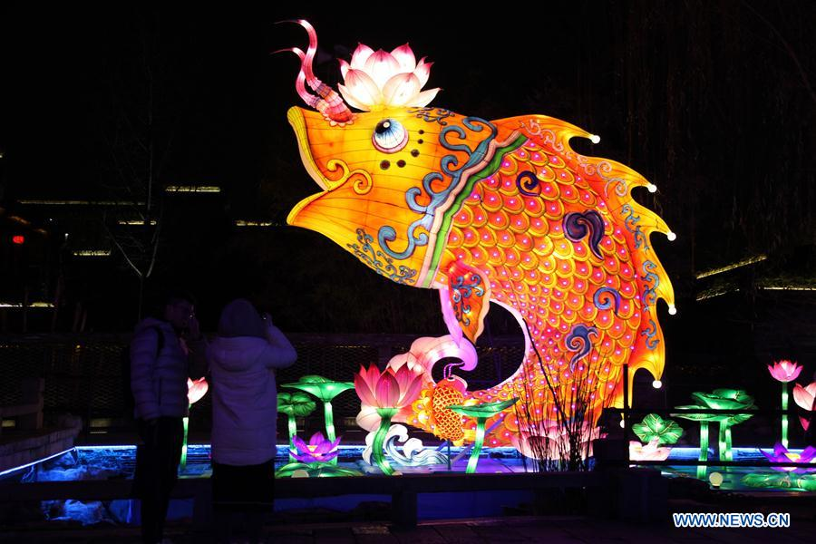 Qinhuai Lantern Festival to kick off