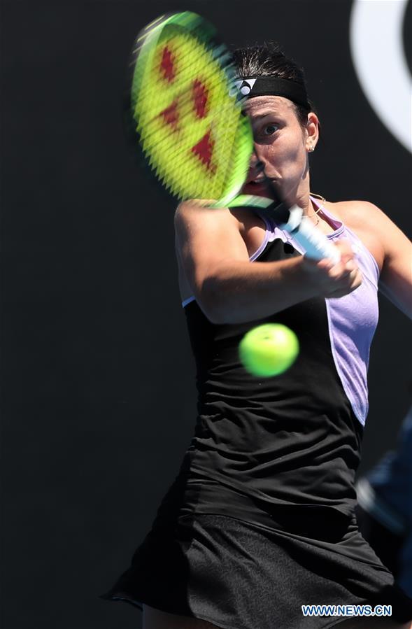 In pics: Australian Open in Melbourne day 6