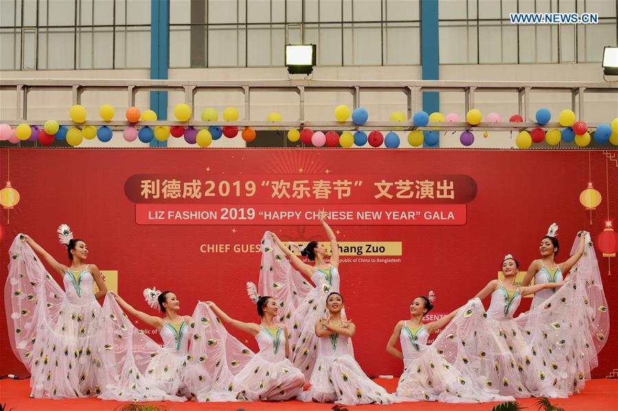 Chinese Embassy in Bangladesh hosts cultural event to celebrate Chinese Lunar New Year
