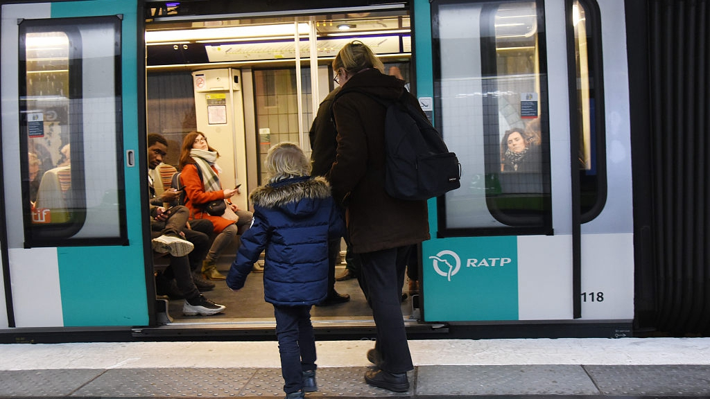 Paris will make public transportation free for kids, disabled