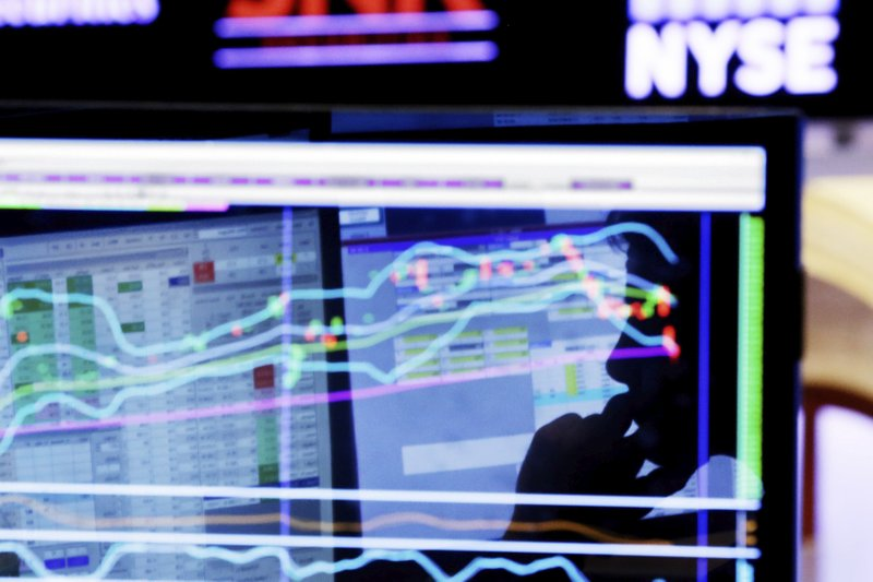 After an early rally, stocks hold modest gains in afternoon