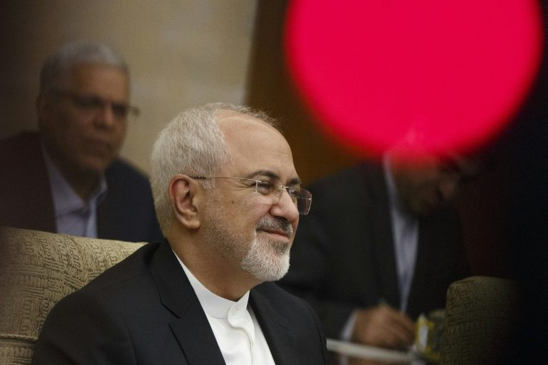 Iran FM hopeful of forging 'clear future' for nuclear deal on diplomatic tour