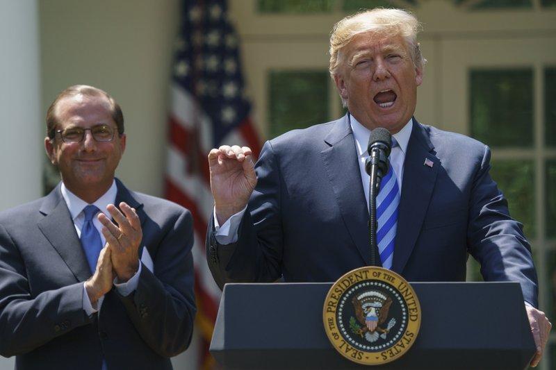 Trump's prescription to reduce drug prices takes small steps