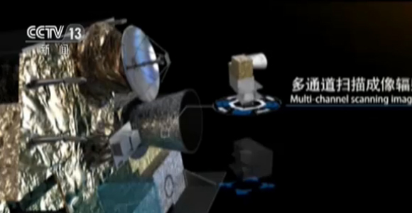 Fengyun-4A satellite begins to serve Asia Pacific users
