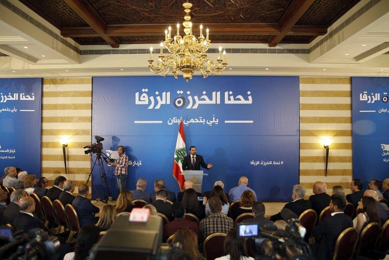 Hezbollah, allies score major gains in Lebanon election