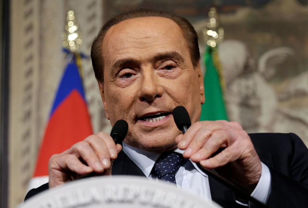 Italy's League says Berlusconi could 'step aside' to allow new government