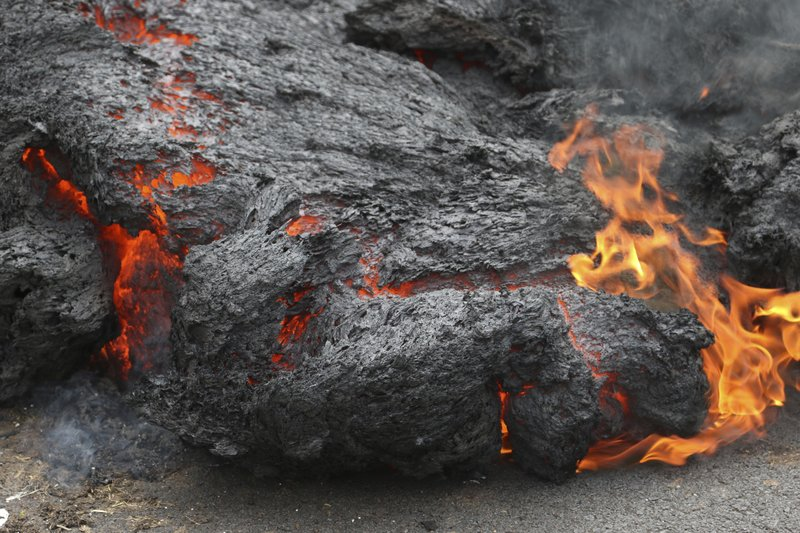 Image result for hawaii volcano apnews