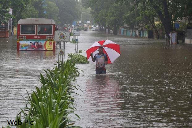 India puts 13 states on high storm alert for next 48 hours