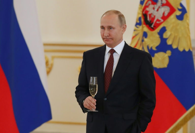Russian business eyes reform in Putin's fourth term