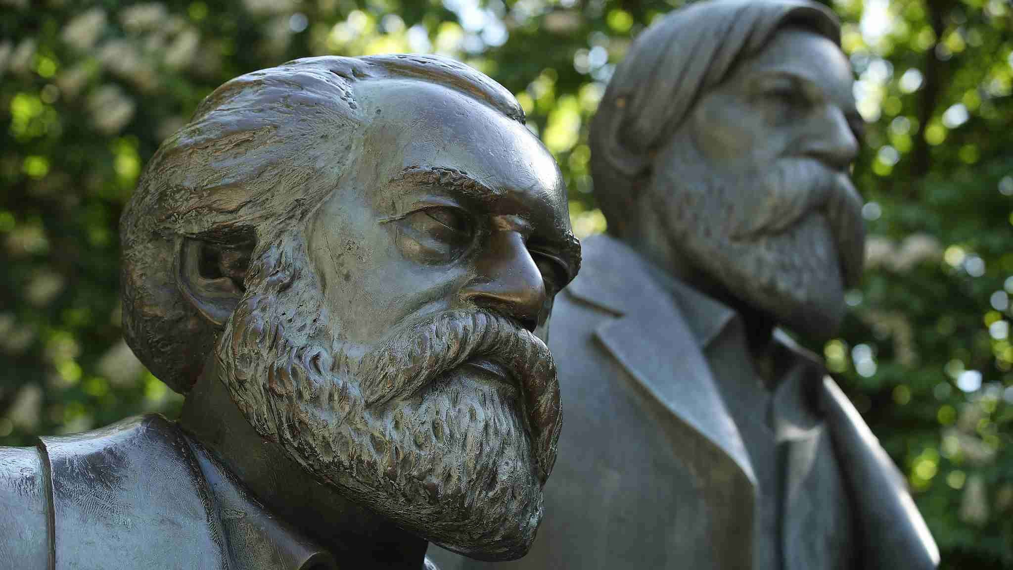 Opinion: Marxism at the bicentennial of Marx's birth