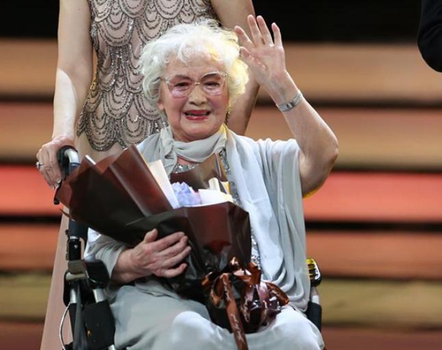 Chinese film icon Wang Danfeng passes away at 94