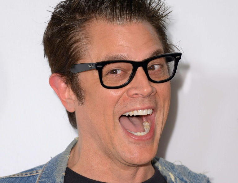'Jackass' prankster Johnny Knoxville on his latest eye-popping role