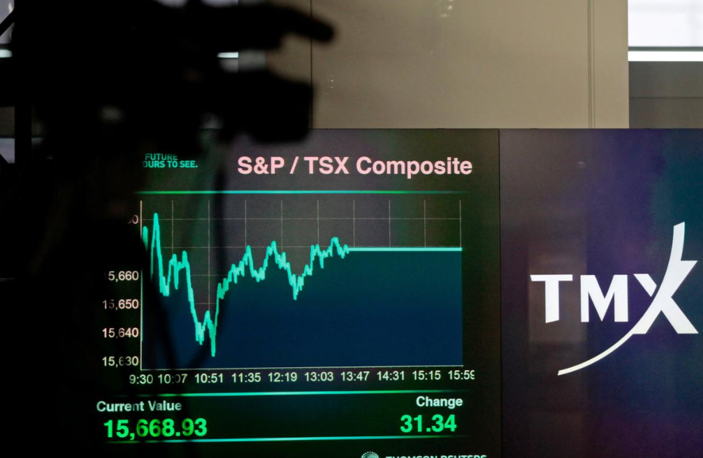 A dark hour for traders as rare outage crippled Canada stock markets